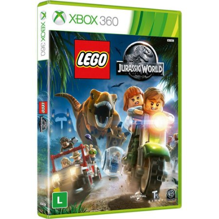 Xbox360 - Lego Jurassic World