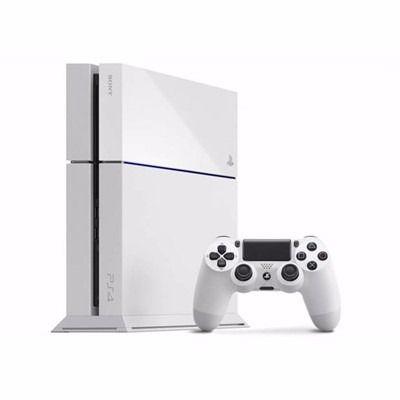 PS4 - Console PLAYSTATION 4 500GB - Branco
