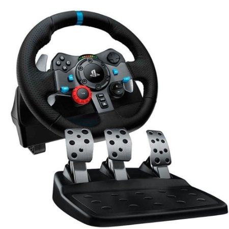 ps4 volante logitech g29 driving force race wheel ps4 ps3 pc game store consoles. Black Bedroom Furniture Sets. Home Design Ideas