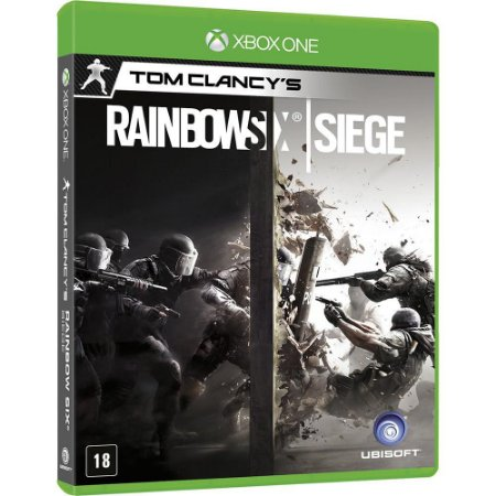 XboxOne - Tom Clancy's Rainbow Six Siege