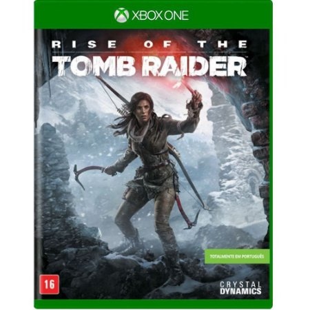 XboxOne - Rise of the Tomb Raider