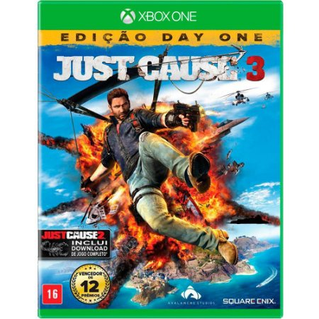XboxOne - Just Cause 3