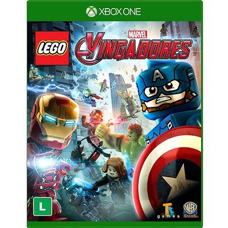 XboxOne - Lego Marvel Vingadores