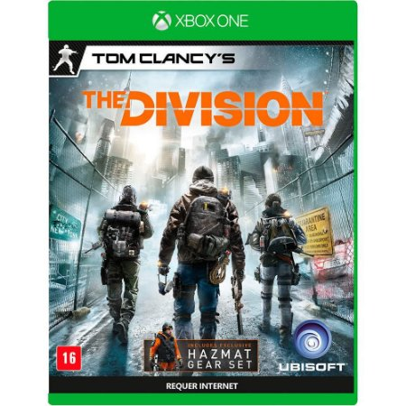 XboxOne - Tom Clancy´s - The Division