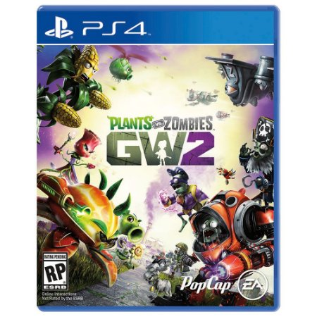 PS4 - Plants Vs Zombies Garden Warfare 2