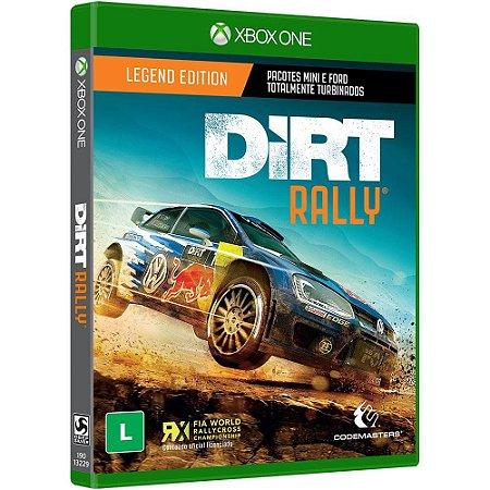 XboxOne - Dirt Rally