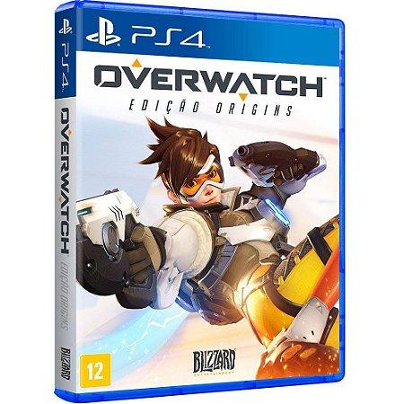 PS4 - Overwatch