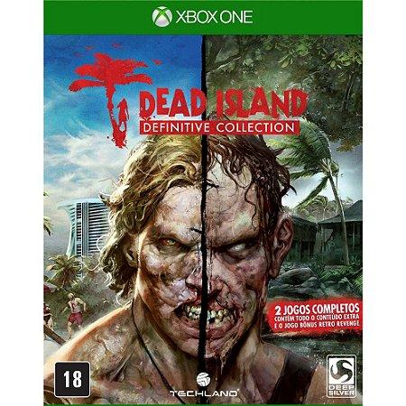 XboxOne - Dead Island Definitive Collection