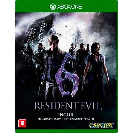 XboxOne - Resident Evil 6