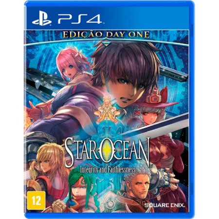 PS4 - Star Ocean - Integrity And Faithlessness