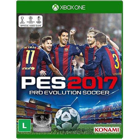 XboxOne - PES 2017 Pro Evolution Soccer