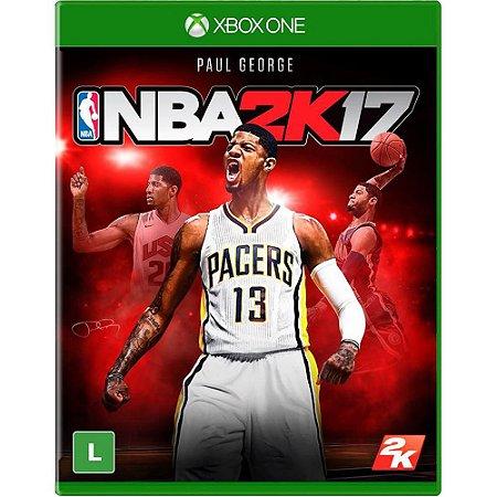 XboxOne - NBA 2K17
