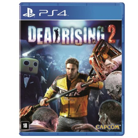 PS4 - Dead Rising 2 - Remastered