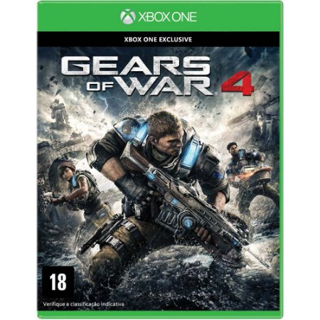 XboxOne - Gears of War 4