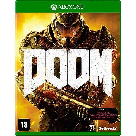 XboxOne - Doom