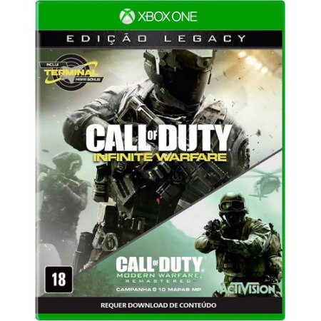 XboxOne - Call of Duty - Infinite Warfare - Legacy Edition