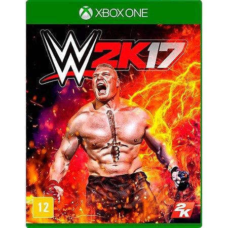 XboxOne - WWE 2K17