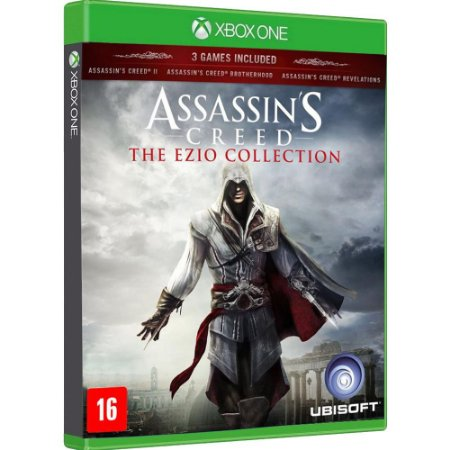 XboxOne - Assassins Creed The Ezio Collection