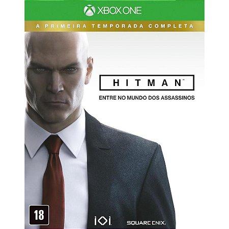 XboxOne - Hitman - A Primeira Temporada Completa
