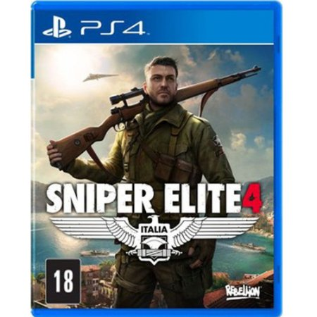 PS4 - Sniper Elite 4