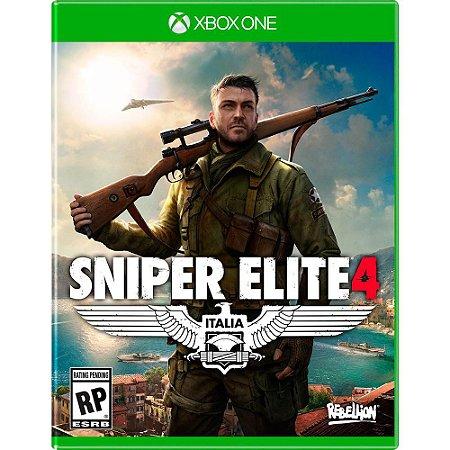 XboxOne - Sniper Elite 4