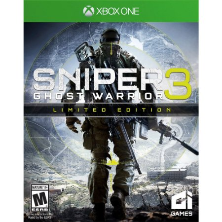 XboxOne - Sniper Ghost Warrior 3