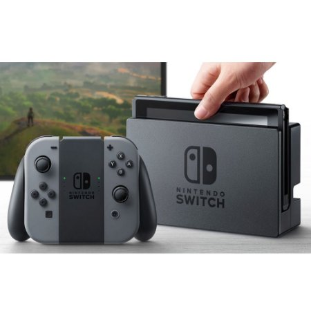 Switch - Console Nintendo Switch Preto