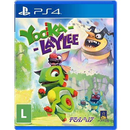 PS4 - Yooka-Laylee