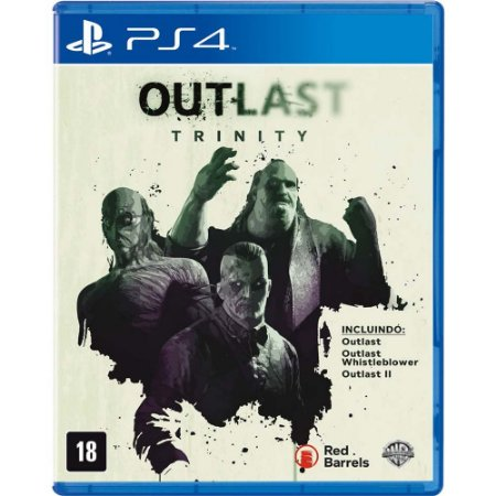 PS4 - Outlast Trinity