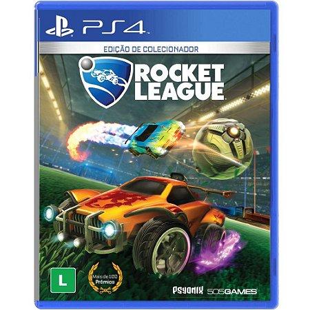 PS4 - Rocket League