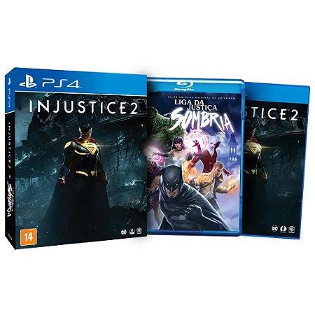 PS4 - Injustice 2 Edição Limitada