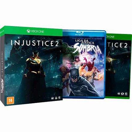 XboxOne - Injustice 2 Edição Limitada