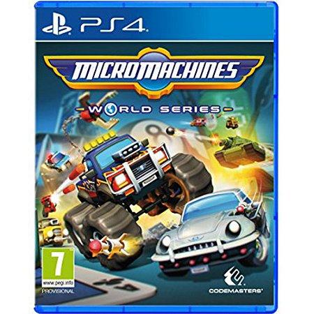 PS4 - Micro Machines -World Series-