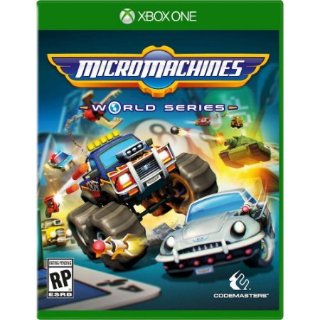XboxOne - Micro Machines -World Series-