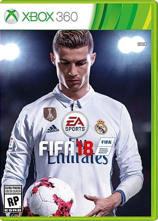 Xbox360 - FIFA 18