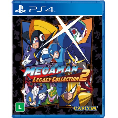 PS4 - Megaman Legacy Collection 2