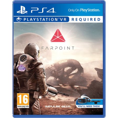 PS4 - Farpoint