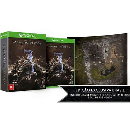 XboxOne - Terra-Média: Sombras de Guerra - Edição Limitada