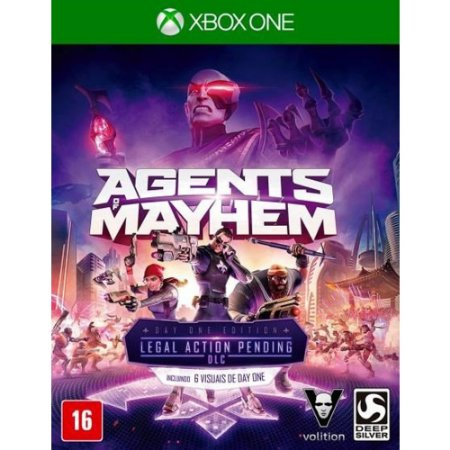 XboxOne - Agents Of Mayhem