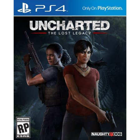 PS4 - Uncharted - Lost Legacy