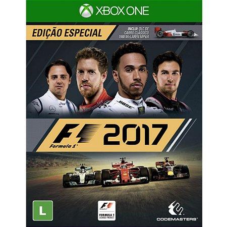 XboxOne - Formula 1 2017