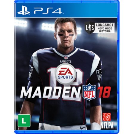 PS4 - Madden NFL 18