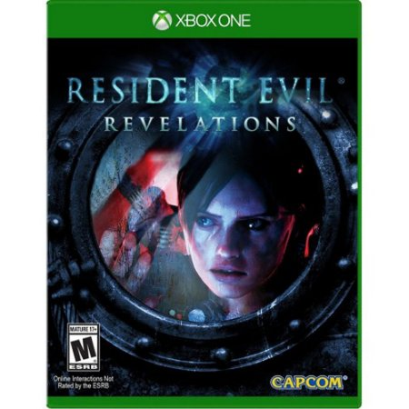XboxOne - Resident Evil Revelations
