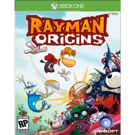 XboxOne - Rayman Origins