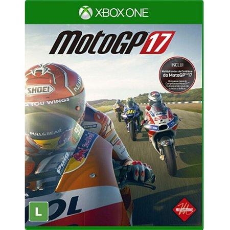 XboxOne - Moto GP 17