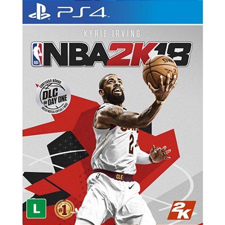 PS4 - NBA 2K18