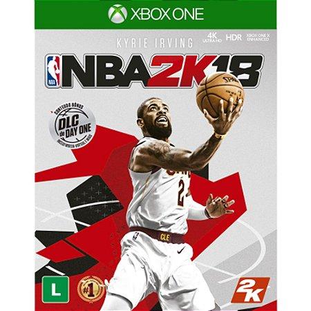 XboxOne - NBA 2K18