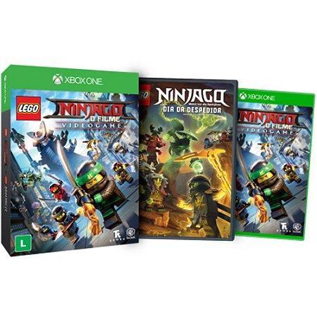 XboxOne - Lego Ninjago - O Filme - Ed. Limitada