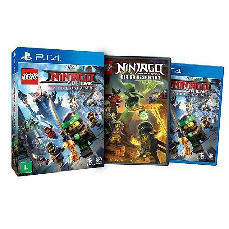PS4 - LEGO Ninjago - O Filme: Edição Limitada