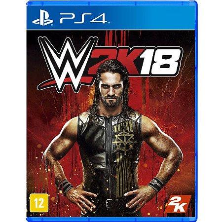 PS4 - WWE 2K18